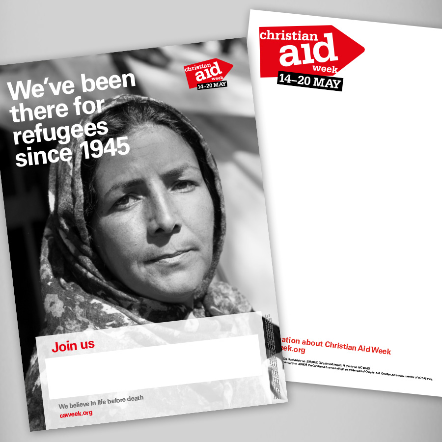 A selection of Christian Aid Week resources
