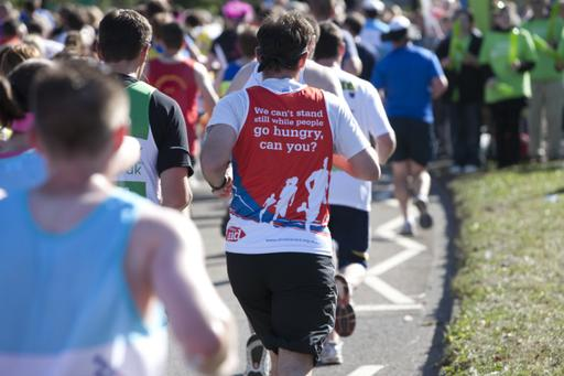 Run this year's Vhi Mini Marathon for Christian Aid and make every step count
