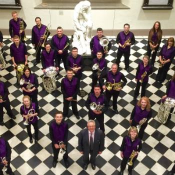 Downshire brass to perform in Ulster Hall for Christian Aid