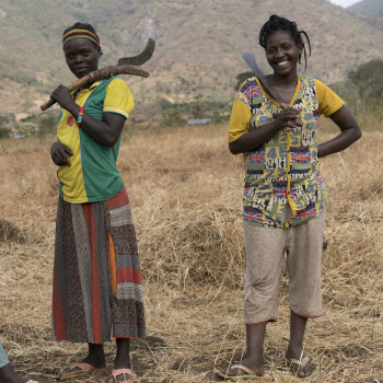 You can help empower women this HArvest