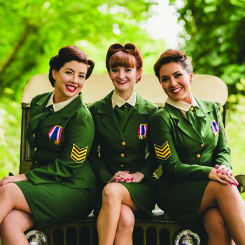 Vocal trio the Victory Rollers to perform in Ulster Hall for Christian Aid