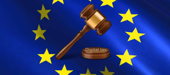 EU's proposals to tax big digital companies: Sorley McCaughey, Christian Aid Ireland's Head of Policy and Advocacy.