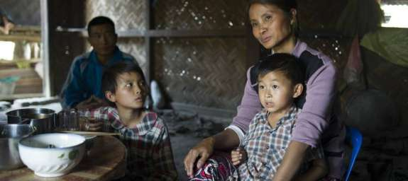 Urgent health care and shelter for those fleeing fighting in Myanmar