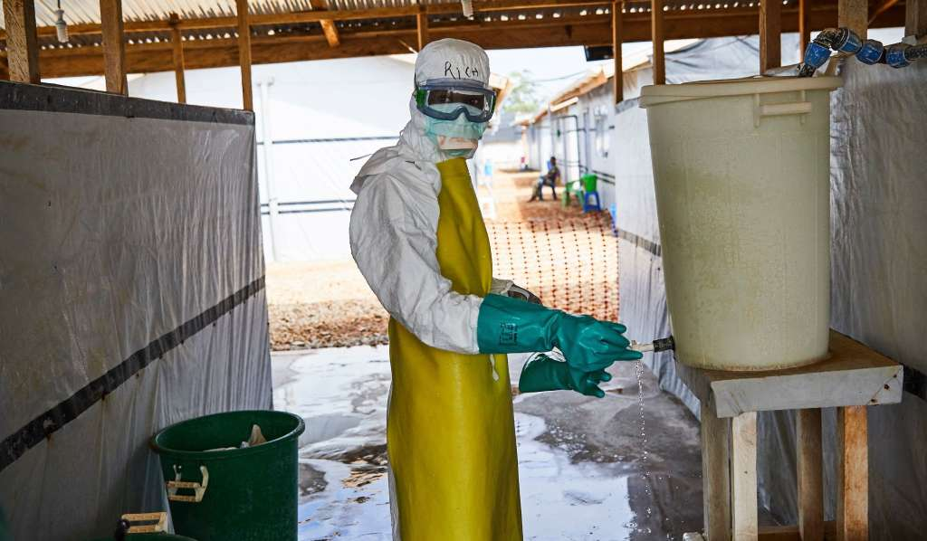 Ebola Outbreak Appeal help give urgent medical aid