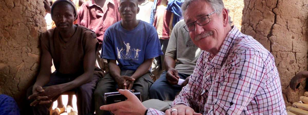 Chair of Christian Aid Ireland visits Malawi