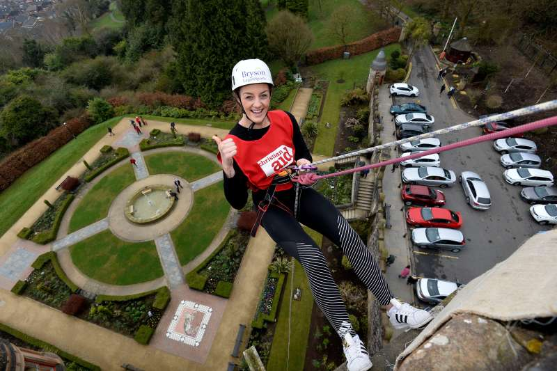 Leah McCourt Takes a leap of faith