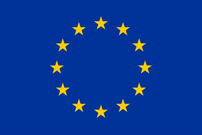 European Union Flag, EU finding