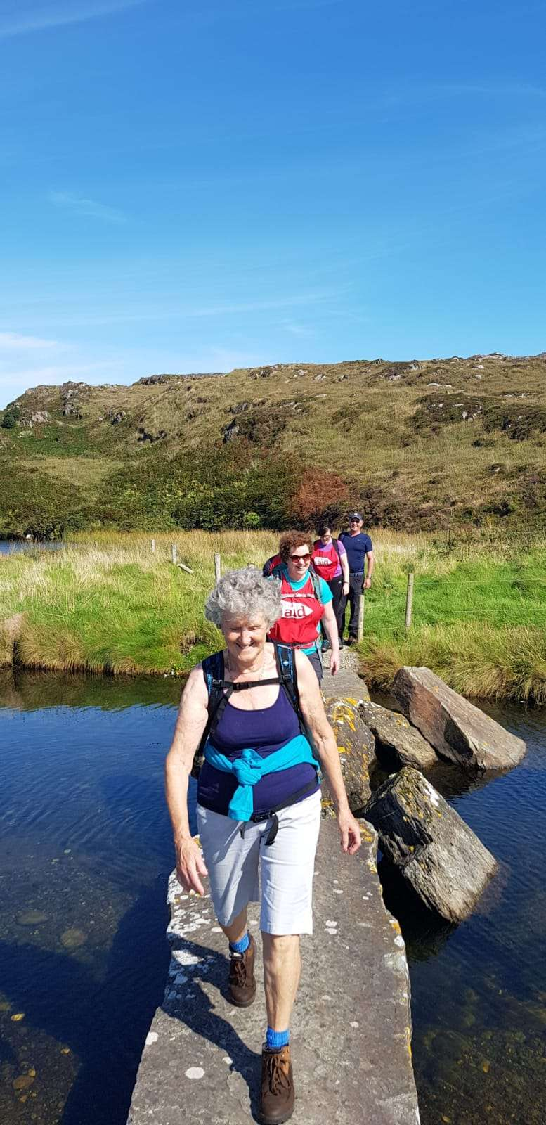 Sheep's Head Way walkers 2018