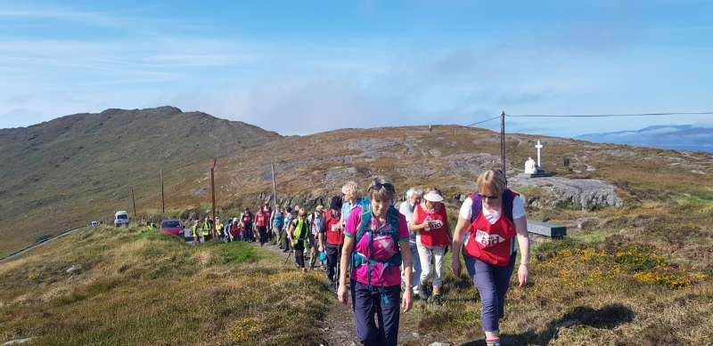 Walkers sheep's head way 2018