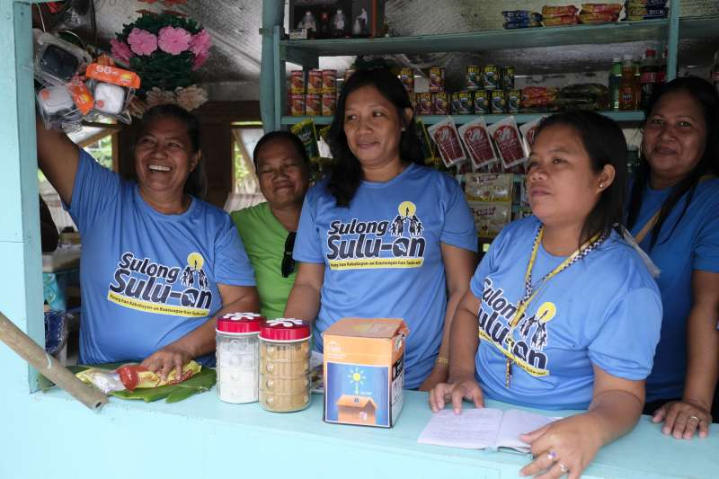 Sulong Sulu-an women's group