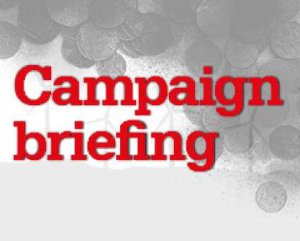 Campaigning briefing tmb