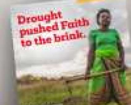 2020 church poster for Christian Aid's Lent and Easter appeal