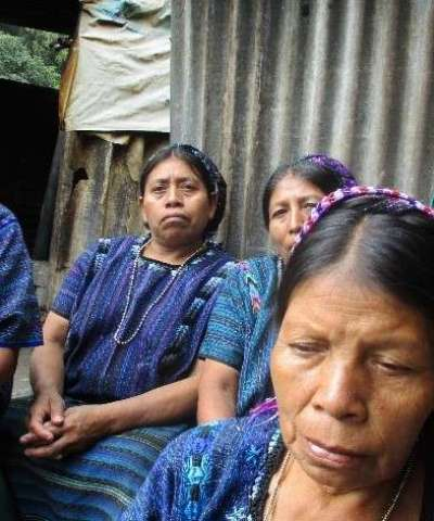 Indigenous women in Guatemala holding authorities to account
