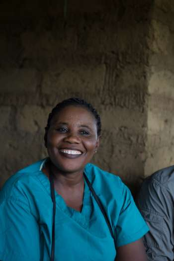 An extraordinary woman providing a lifeline to families in Sierra Leone.