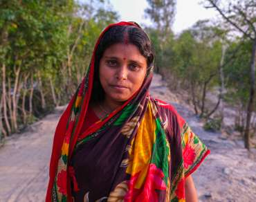 Shikha is fighting the climate crisis in Bangladesh
