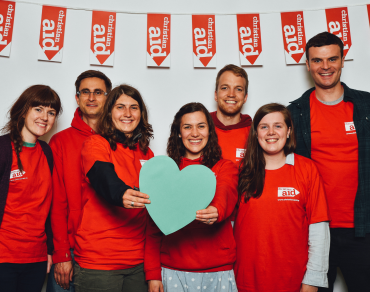 Christian Aid youth group