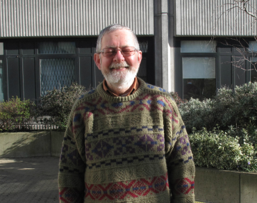 Martin O'Connor is a schools and churches volunteer in Dublin