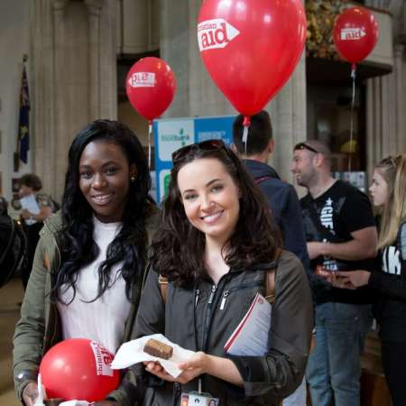 Hold a church collection this Christian Aid Week
