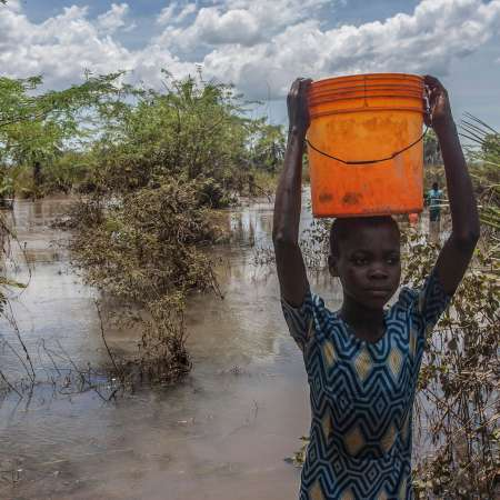 More than 1 million people have been affected by Cyclone Idai in Mozambique, Malawi and Zimbabwe.