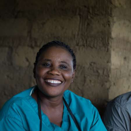 An extraordinary woman providing a lifeline to families in Sierra Leone