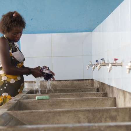 On World Toilet Day, find out how inviting people to eat poo can help save the lives of children in Angola.