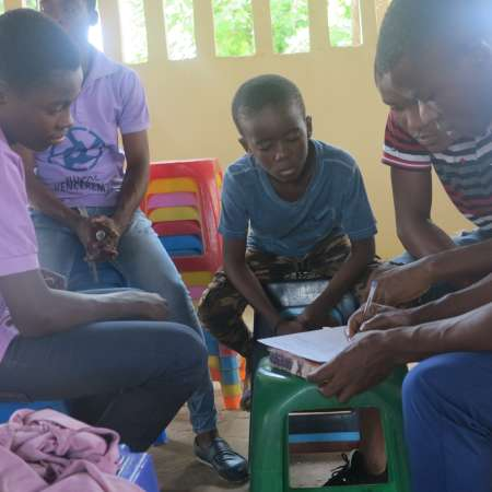 Reducing violence against women and girls in Angola